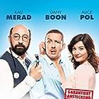 Dany Boon, Kad Merad, and Alice Pol in Supercondriaque (2014)
