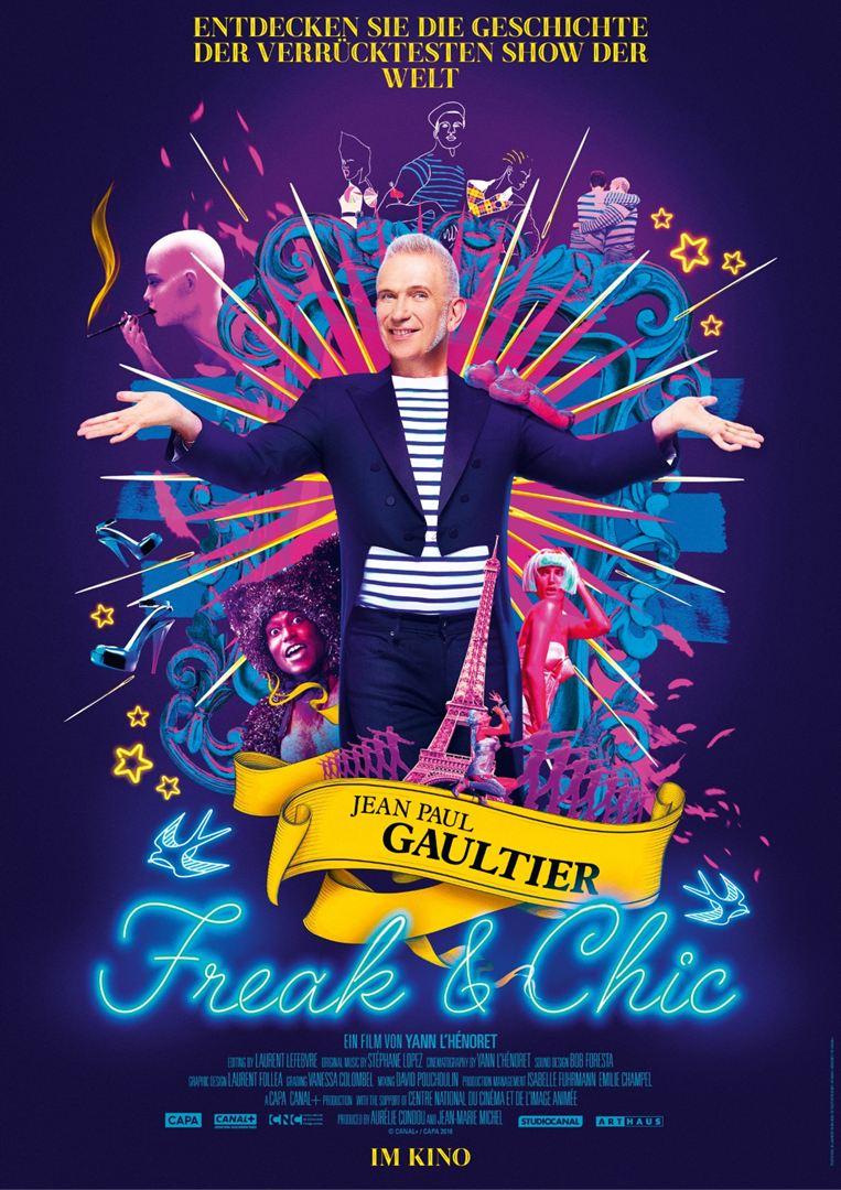 Jean-Paul Gaultier in Jean Paul Gaultier: Freak and Chic (2018)
