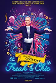 Jean Paul Gaultier: Freak and Chic Poster