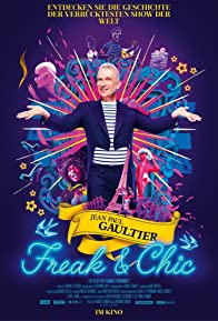 Primary photo for Jean Paul Gaultier: Freak and Chic