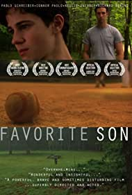 Pablo Schreiber and Connor Paolo in Favorite Son (2008)