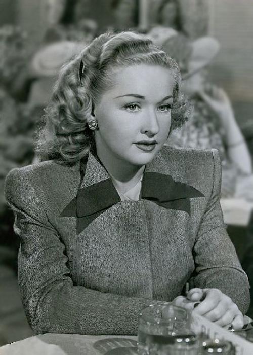 Bonita Granville in Breakfast in Hollywood (1946)