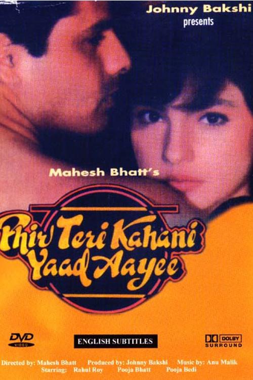 Phir Teri Kahani Yaad Aayee (1993) 720p – UntoucheD WEB HD – AVC – AAC – DTOne