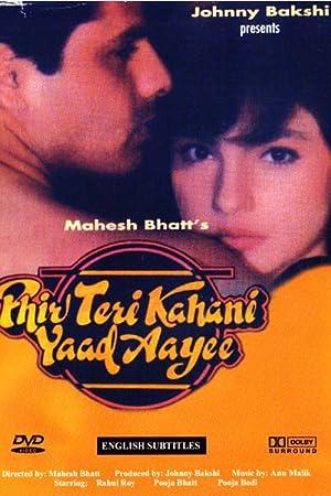 Phir Teri Kahani Yaad Aayee movie, song and  lyrics