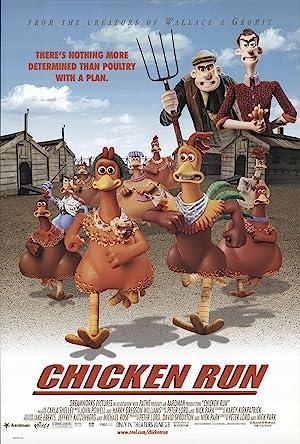 Chicken Run Poster Image