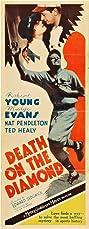 Death on the Diamond (1934) Poster
