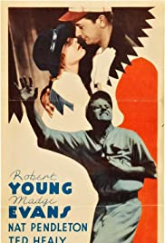 Death on the Diamond (1934) Poster - Movie Forum, Cast, Reviews