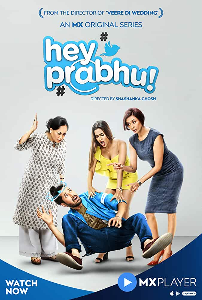 Hey Prabhu 2019 720p Hindi S01 Complete UNRATED HDRip Web Series x264 [1GB]
