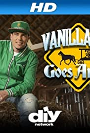 Vanilla Ice Goes Amish Poster