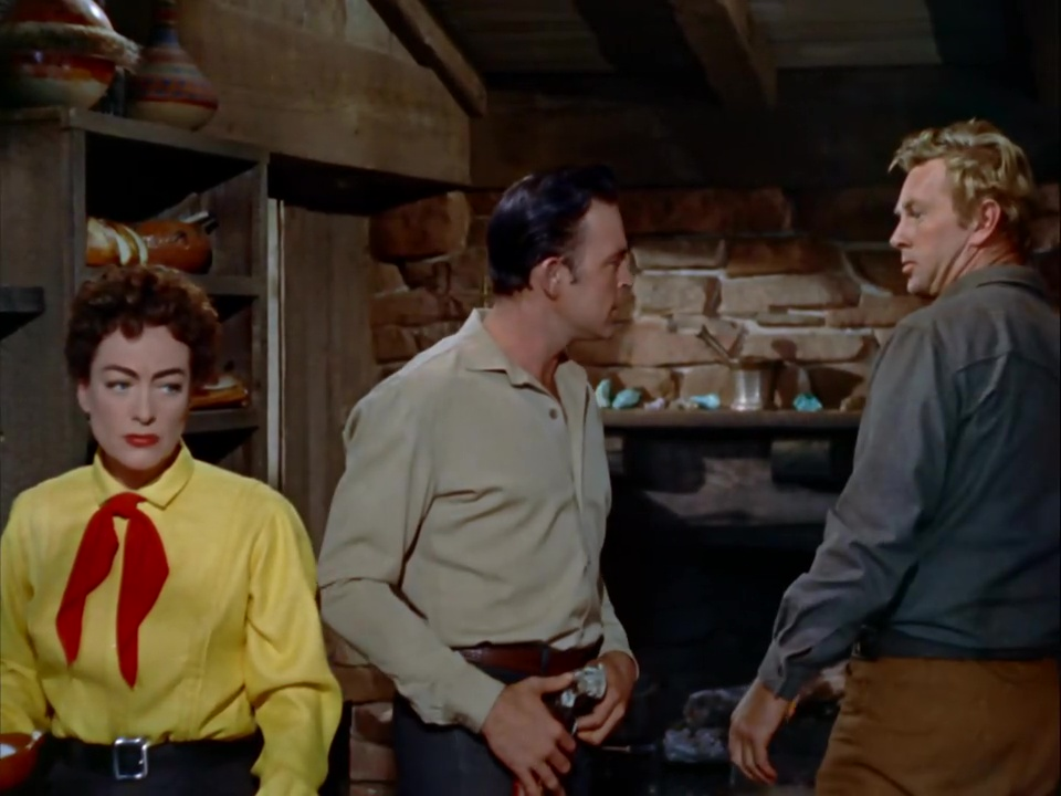 Johnny Guitar (1954), dirigida por Nicholas Ray