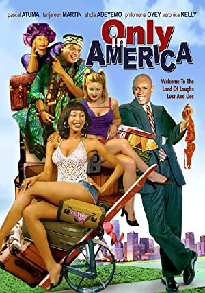 Drama Only in America Movie