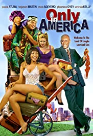 Only in America Poster