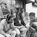 Jamie Foxx, Tommy Davidson, John M. Eckert, John Morrissey, and Jeff Pollack in Booty Call (1997)