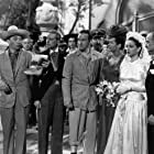 Bing Crosby, Bob Hope, Dorothy Lamour, George Meeker, Nestor Paiva, Gale Sondergaard, and Joseph Vitale in Road to Rio (1947)