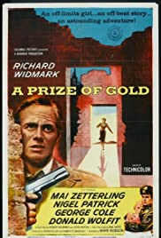 A Prize of Gold(1955) Poster - Movie Forum, Cast, Reviews