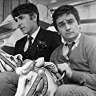Dudley Moore and Peter Cook in Bedazzled (1967)