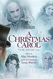 A Christmas Carol: The Musical Poster