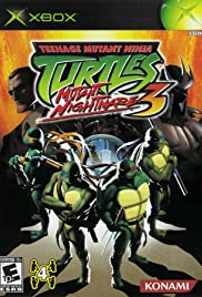 Teenage Mutant Ninja Turtles 3: Mutant Nightmare Poster