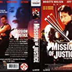 Brigitte Nielsen and Jeff Wincott in Mission of Justice (1992)