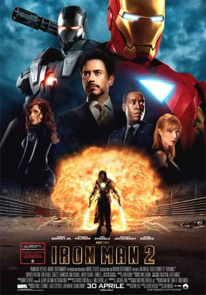 Iron Man 2 (2010) in Hindi