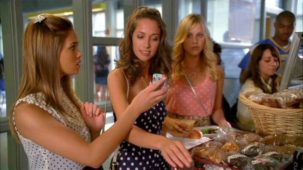 Maiara Walsh, Claire Holt, and Nicole Gale Anderson in Mean Girls 2 (2011)