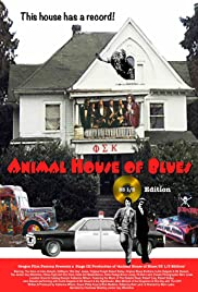 Animal House of Blues 33 1/3 Poster