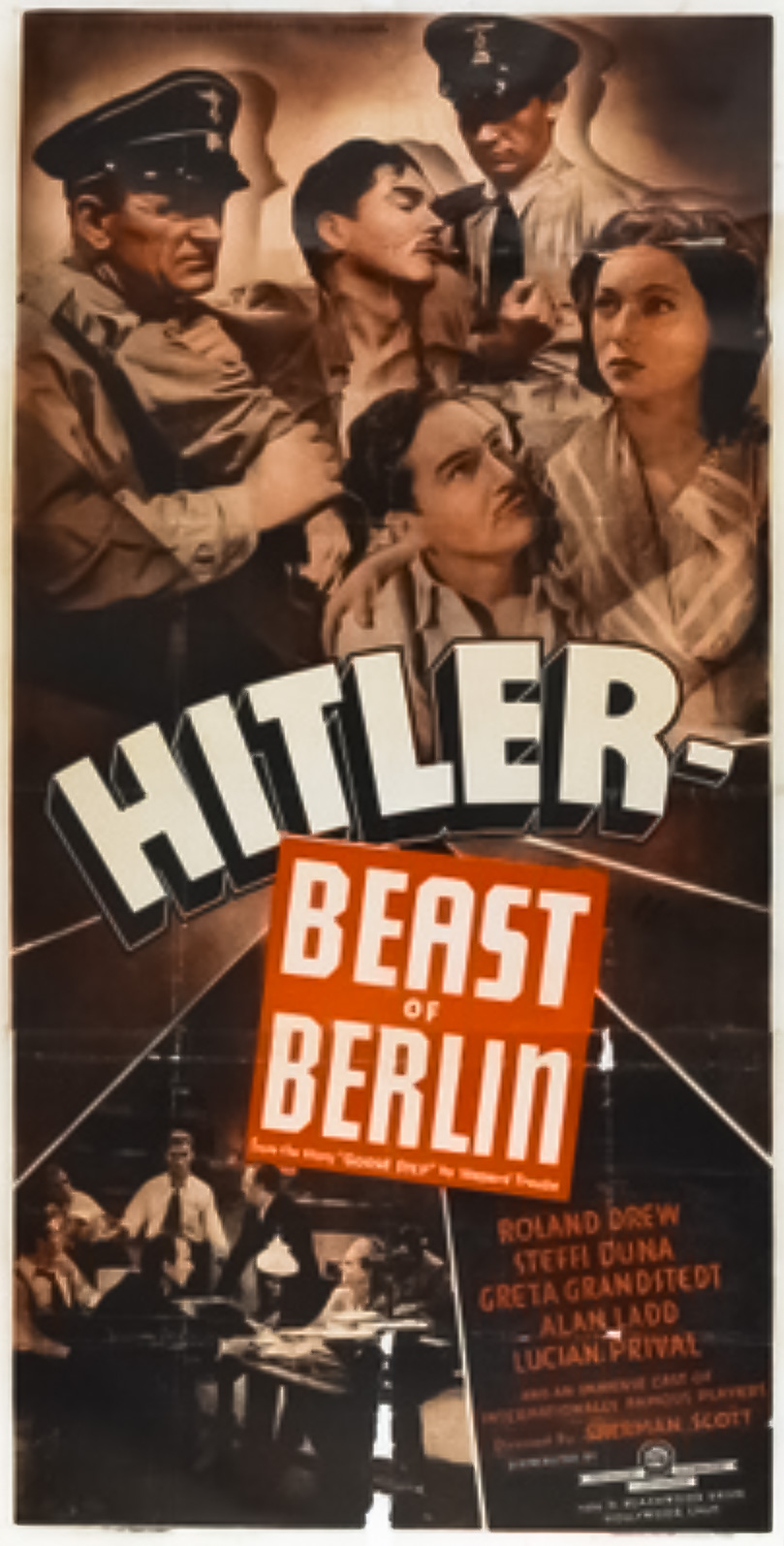 Hitler - Beast of Berlin (1939) - IMDb