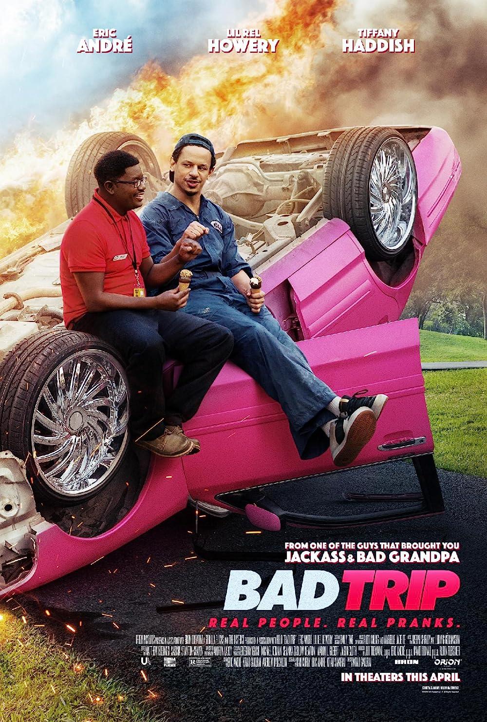Bad Trip (2021) Hindi HD