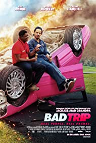Lil Rel Howery and Eric André in Bad Trip (2021)