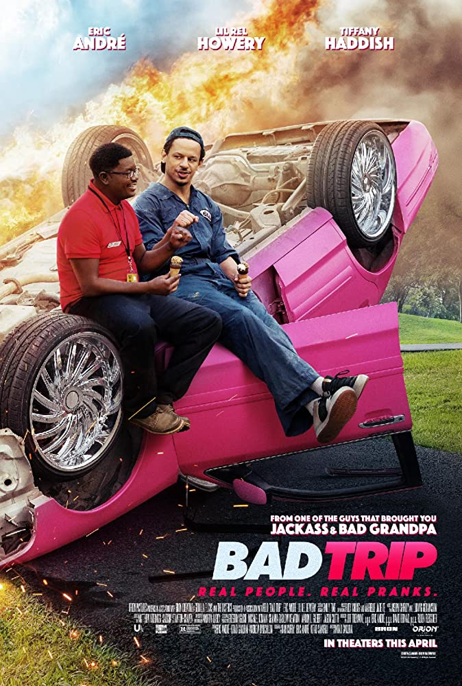 Bad Trip (2020) HDRip – 720p – x264 – [Hindi (Fan Dub) + Eng] – 650MB