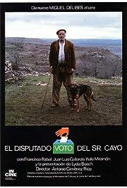 El disputado voto del señor Cayo Poster