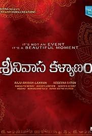 Srinivasa Kalyanam Poster