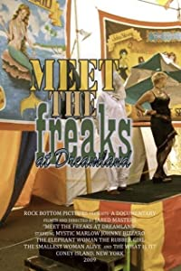 Watch divx new movies Meet the Freaks at Dreamland [WEB-DL]