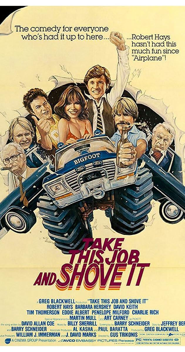take this job and shove it (1981) - news - imdb