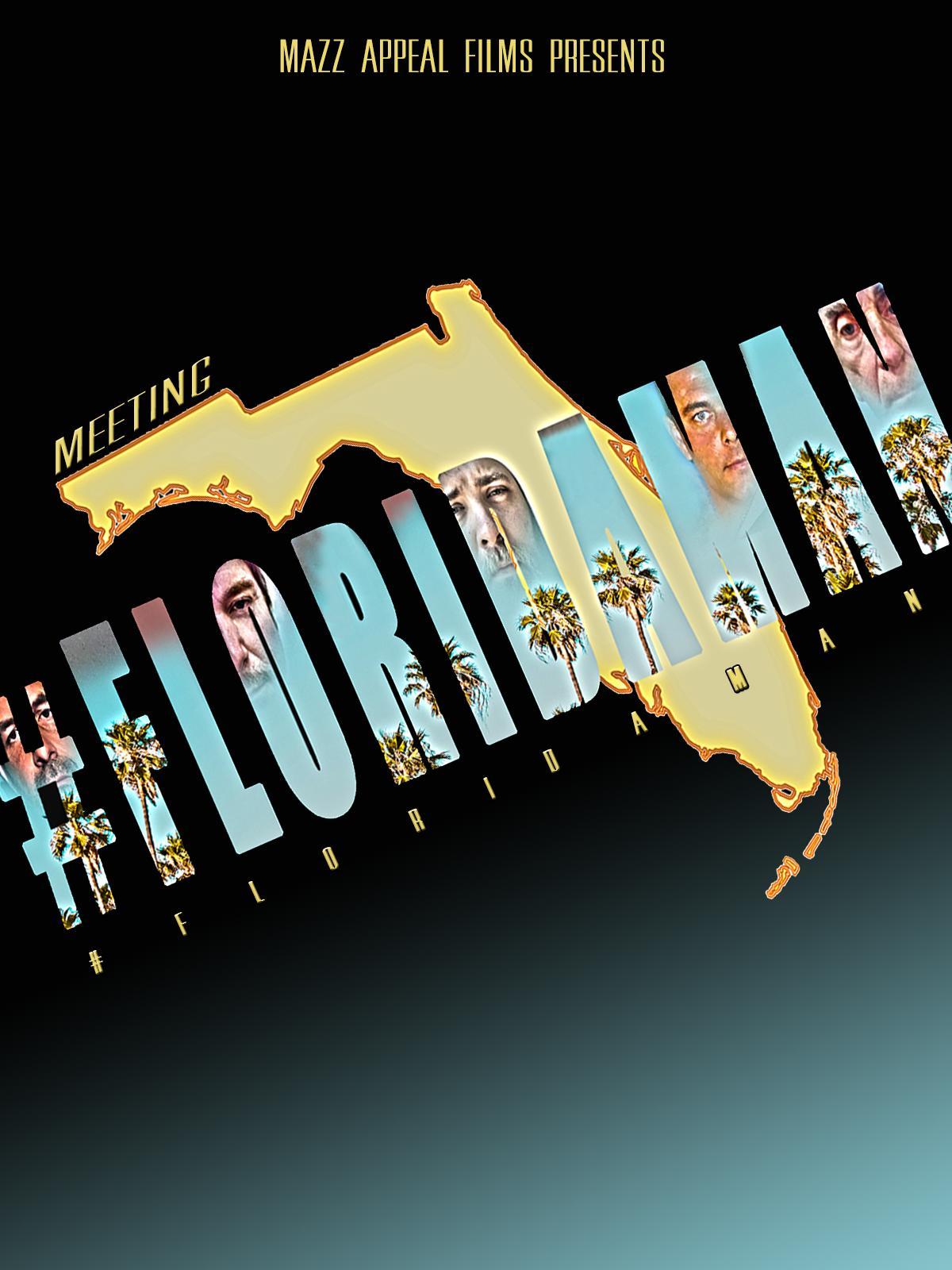 Meeting #FloridaMan on FREECABLE TV