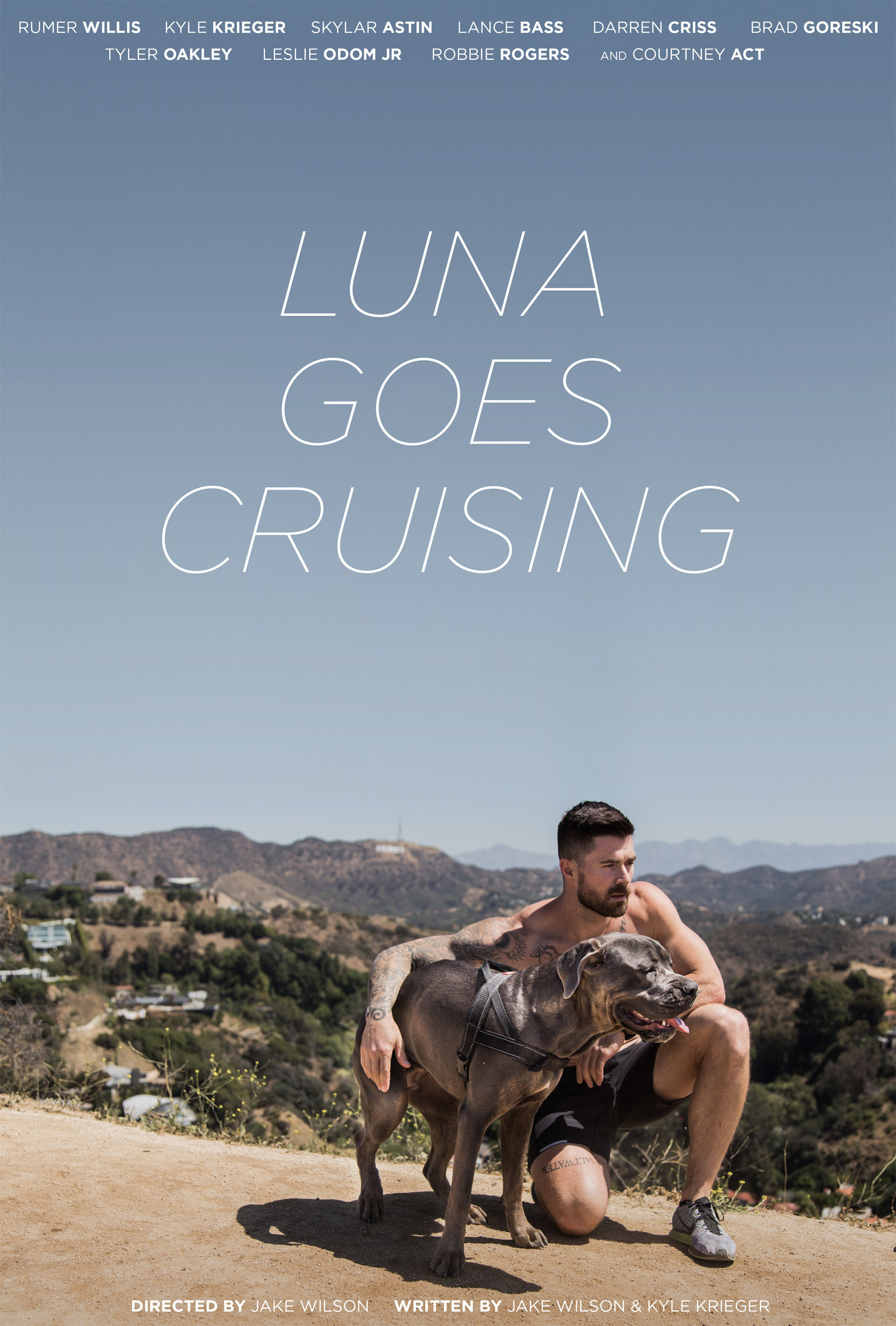 Kyle Krieger in Luna Goes Cruising (2015)