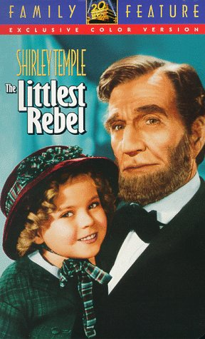 Shirley Temple and Frank McGlynn Sr. in The Littlest Rebel (1935)