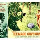 Robert Vaughn in Teenage Cave Man (1958)