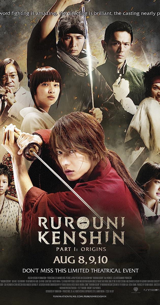 Rurouni Kenshin Part I: Origins (2012) Subtitles