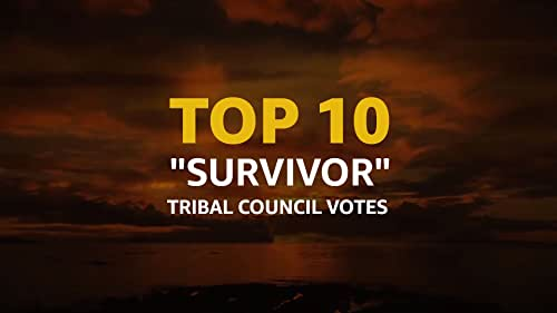 """Top 10 """"Survivor"""" Tribal Council Votes of All Time"""