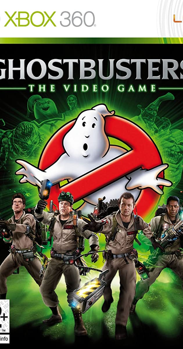 Ghostbusters Video Game 2009 Imdb