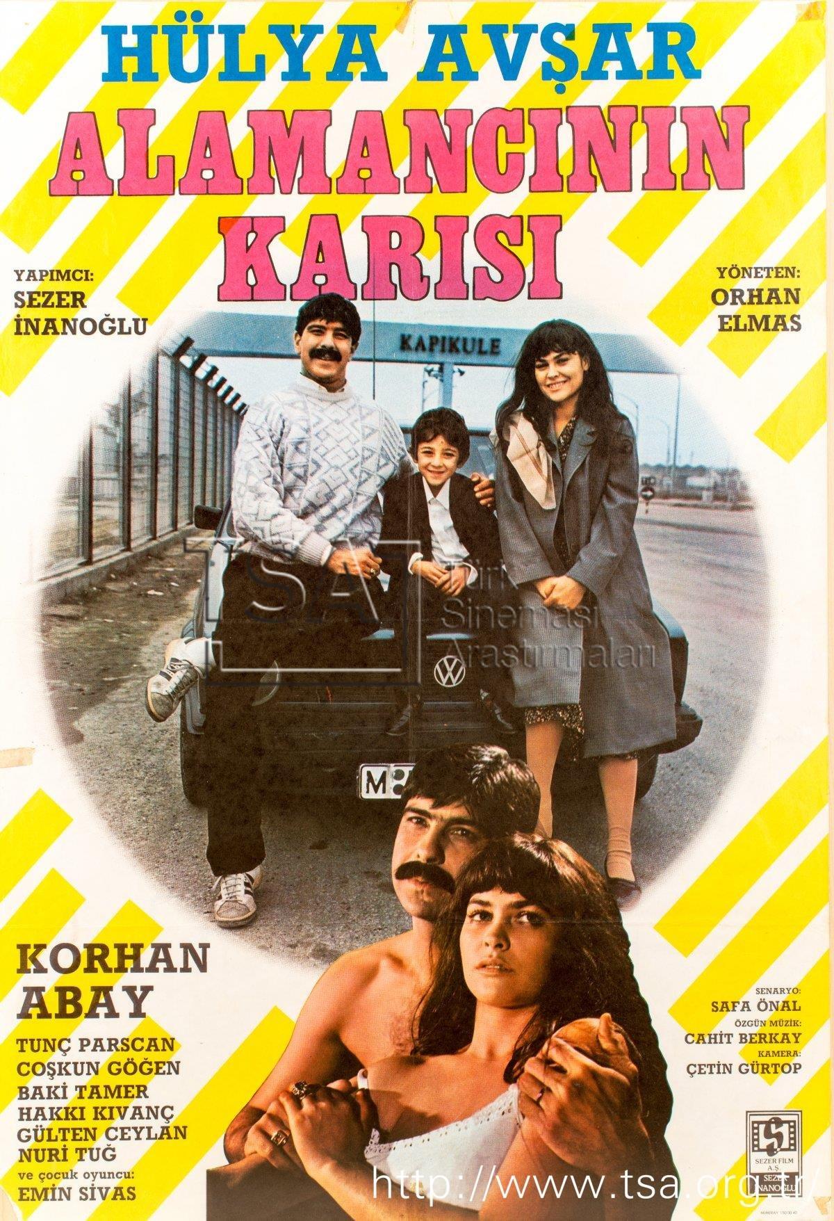 Alamancinin karisi ((1987))