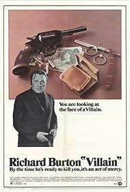Richard Burton in Villain (1971)