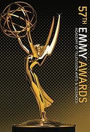2005 Primetime Creative Arts Emmy Awards Poster