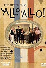The Return of 'Allo 'Allo! Poster