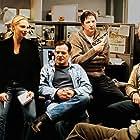 Helena Bergström, Reine Brynolfsson, Brasse Brännström, Jacob Ericksson, Tomas Fryk, Ewa Fröling, and Per Svensson in Sprängaren (2001)