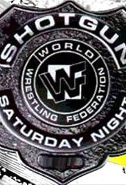 WWF Shotgun Saturday Night Poster