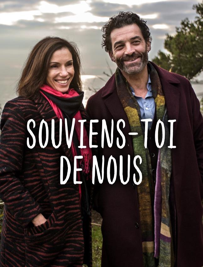 Aure Atika and Xavier Mathieu in Souviens-toi de nous (2019)