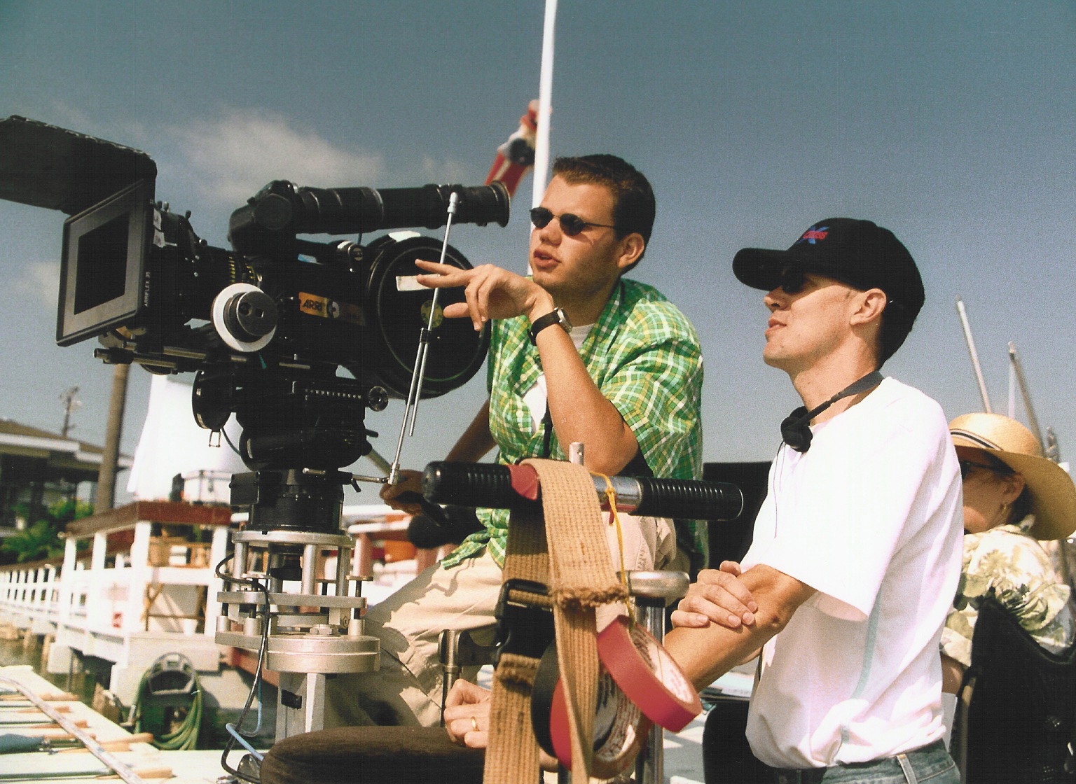 On location - DOUBLE CROSS (2003)