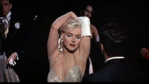 Trailer for this classic comedy starring Marilyn Monroe and Yves Montand